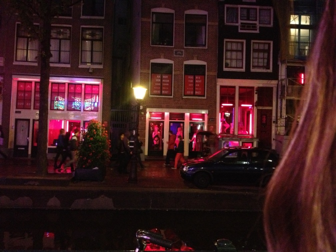 Red Light District, Amsterdã