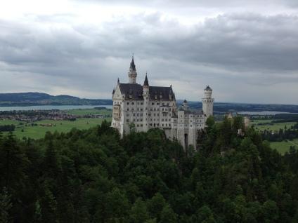 Castelo de Neuschwanstein, Bavaria