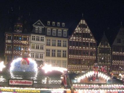 Christmas Market - Frankfurt