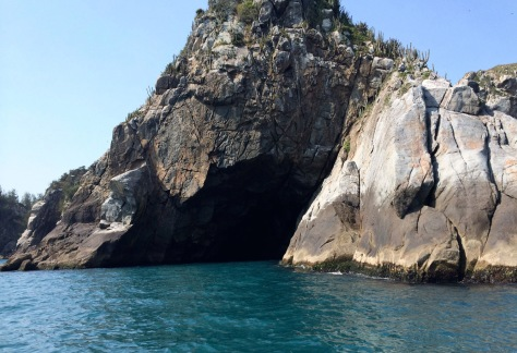 Gruta-Azul-Arraial-do-Cabo Nao Paro Quieta